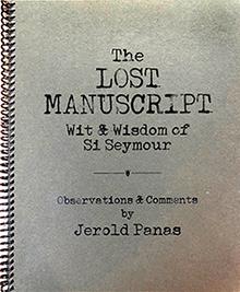 lost manuscript x230